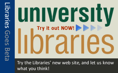Libraries Beta Site