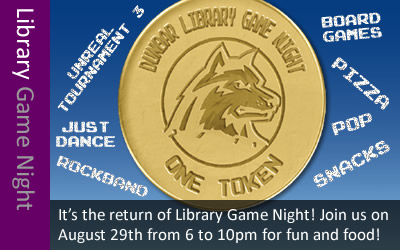 Library Game Night
