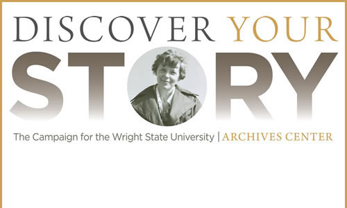 Wright State University Libraries 50th Anniversary