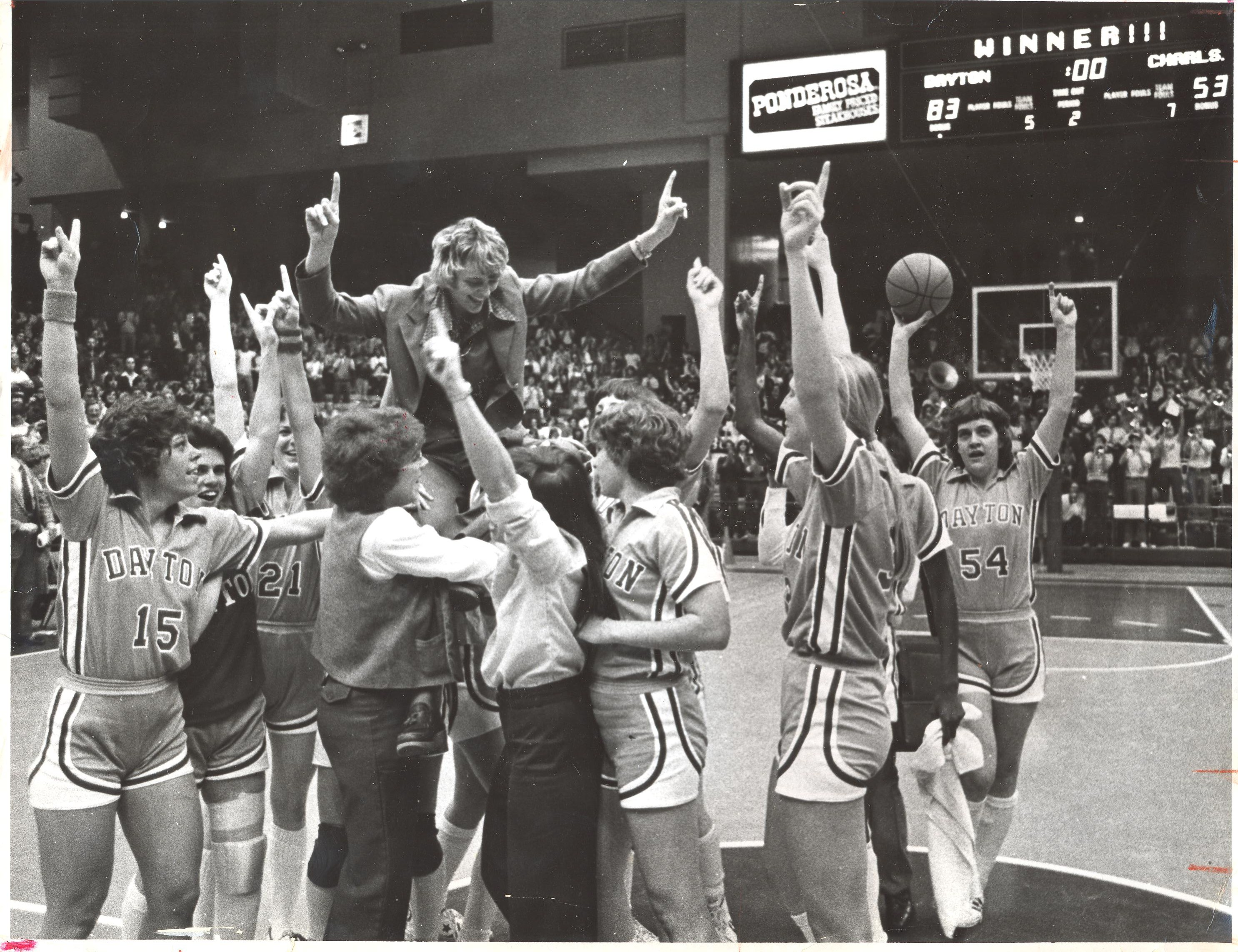 Flyer Women 1980 National Championship