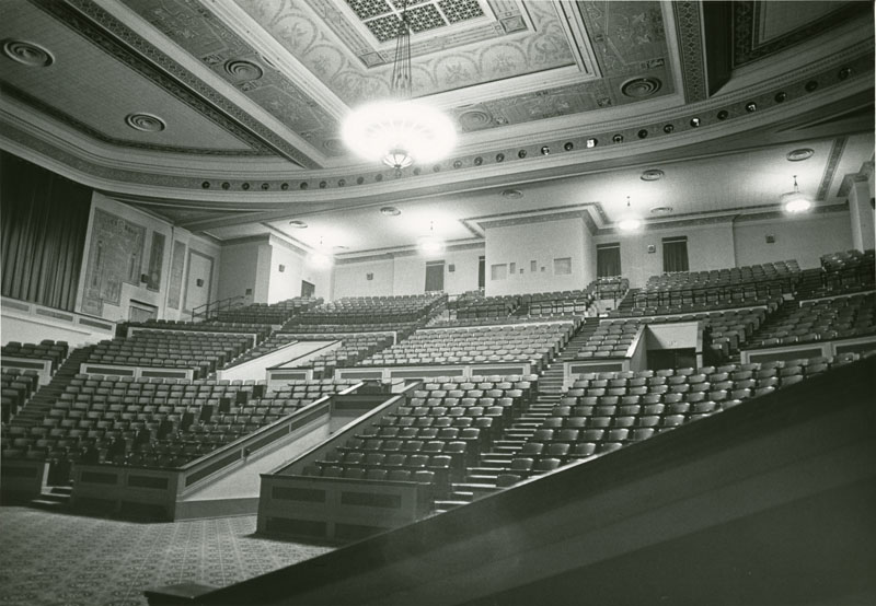 Theater at the Masonic Temple