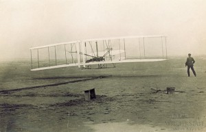 First Flight, 17 Dec. 1903