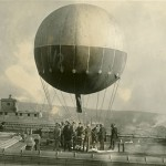 Flight off the Reibold Building, Dayton, OH, May 2, 1923