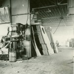 Custer Specialty Co. factory photo, 1939: Floor boards