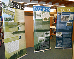 1913 Dayton Flood Traveling Exhibit