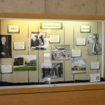 Founders' Quad Exhibit: Allyn and Oelman