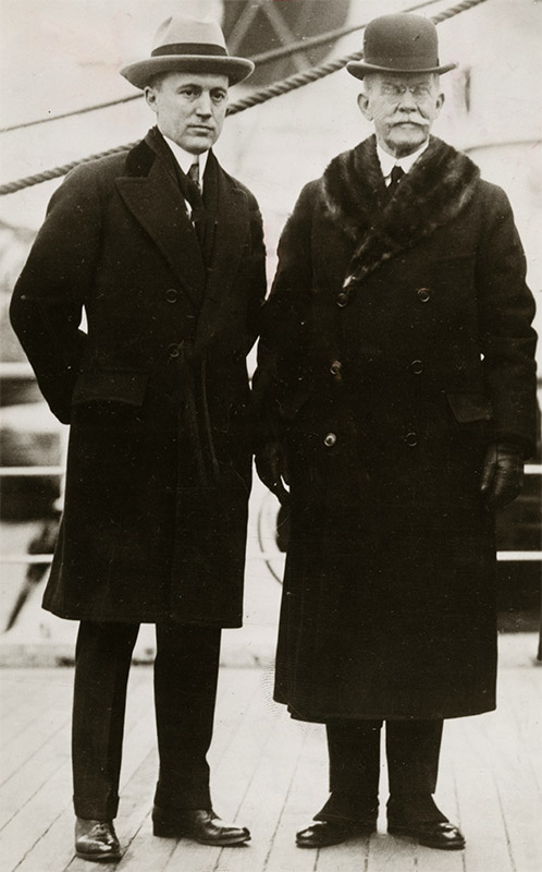 Stanley Allyn and John H. Patterson, 1922