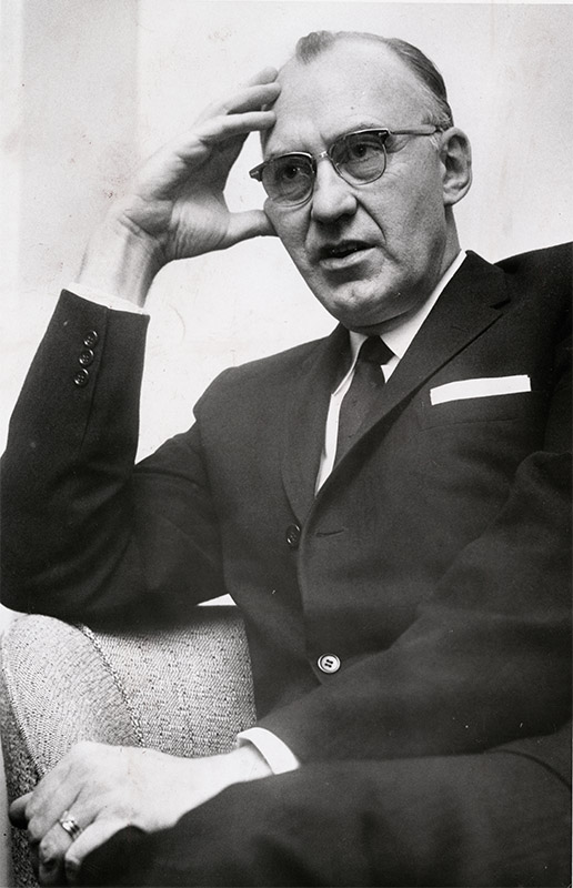 Novice G. Fawcett, ca. 1960