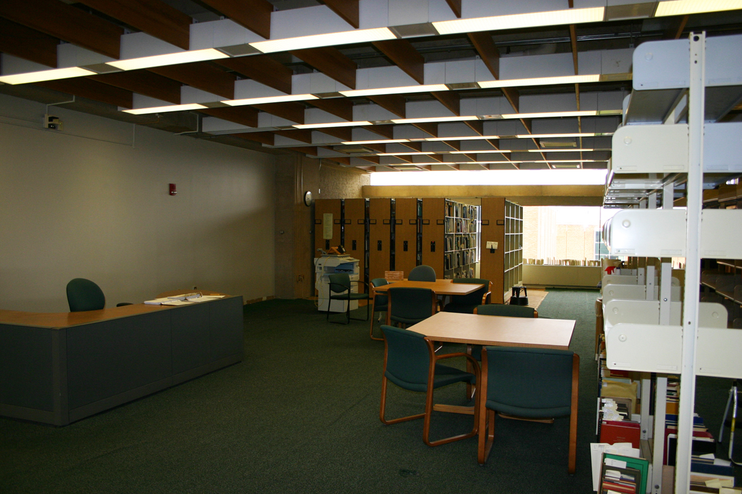 Reading Room Renovations