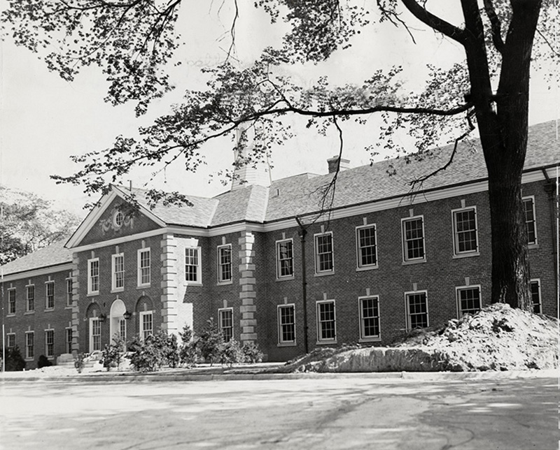 New convalescent cottage at Dayton State Hospital, undated (DDN_State_Hospital_07)
