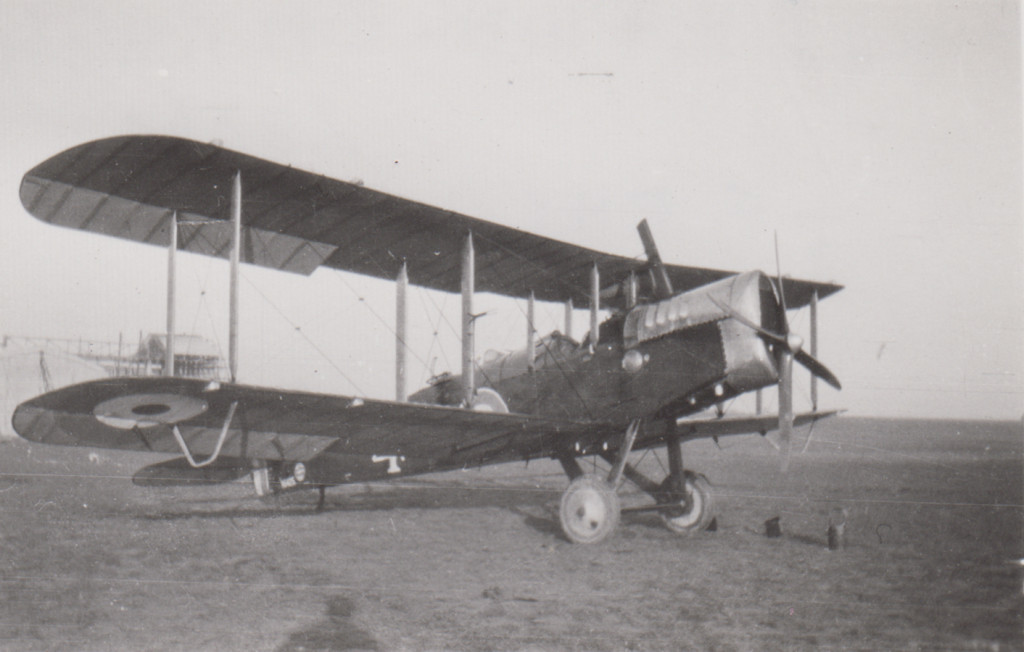 DeHavilland DH-4 (from MS-223)