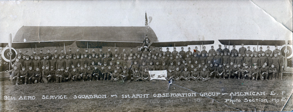 91st Aero Service Squadron (from MS-293)