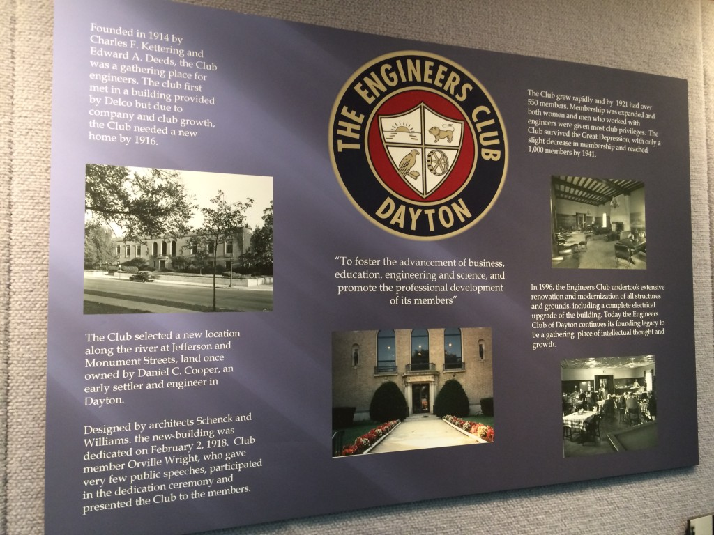 Engineers Club History