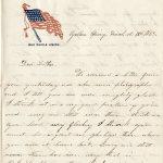 Letter from Oscar Ladley's mother and sister, Mar. 18, 1863 (ms138_01_04_25)