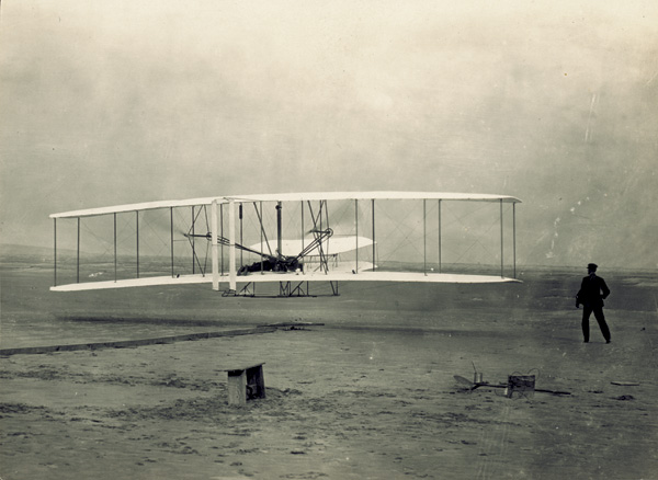 first flight the wright brothers essay