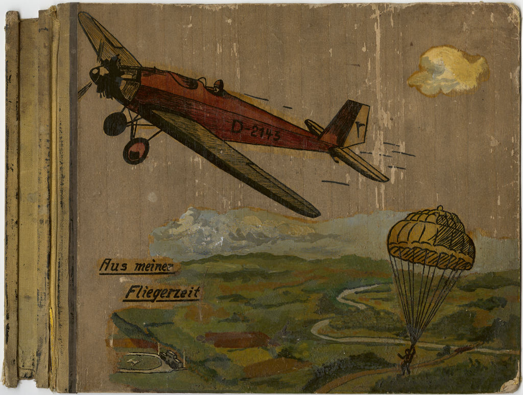 "Gunermann's ""My Time Flying"" Album, cover"