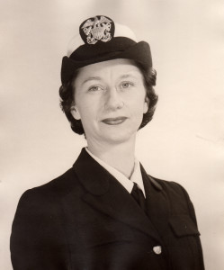 Lt. Lovetta Dixon, undated, from MS-472, Box 7, File 4 (click to enlarge)