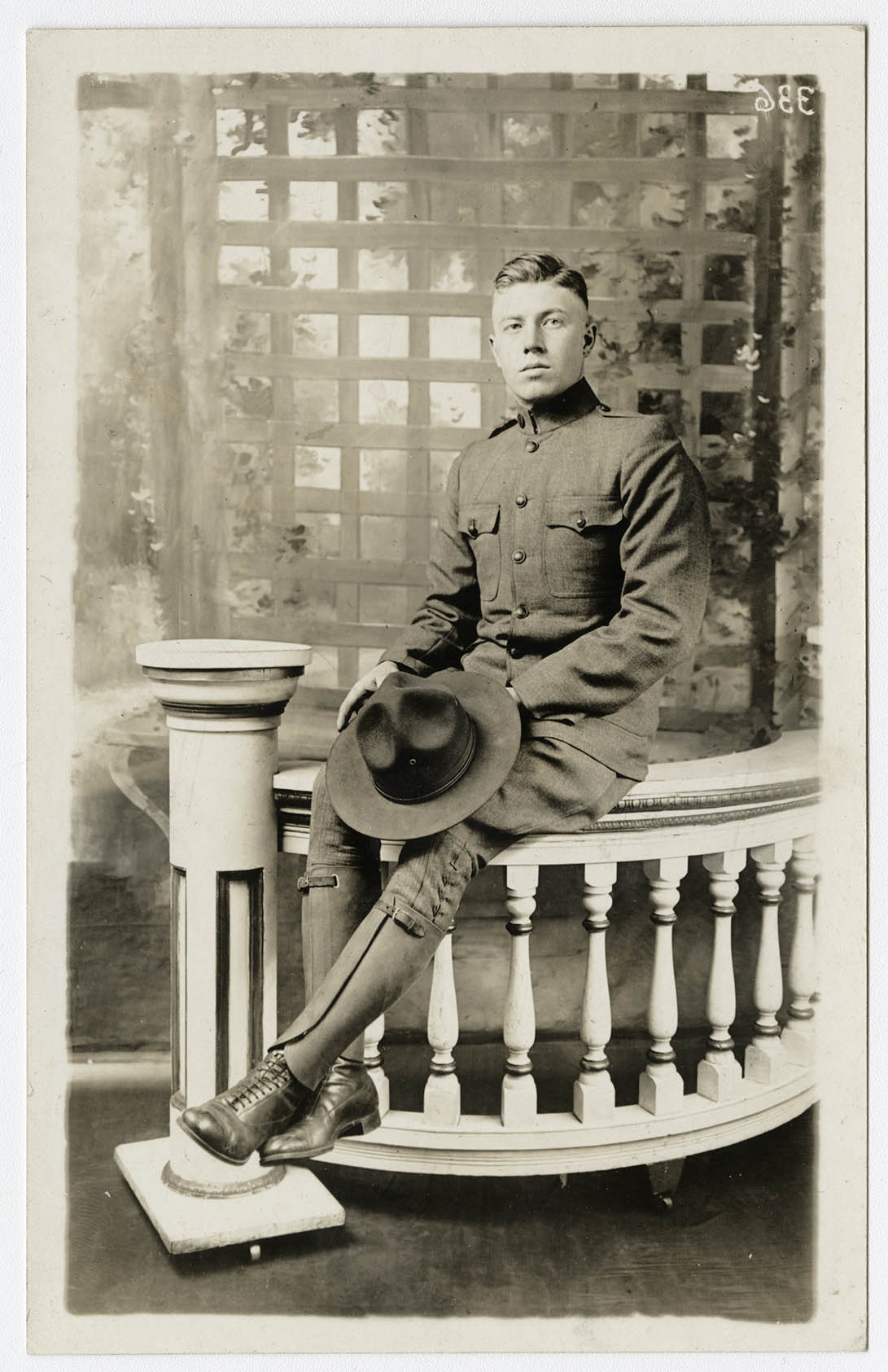 Donald M. Wallace, 1918 (ms92_45_02_13)