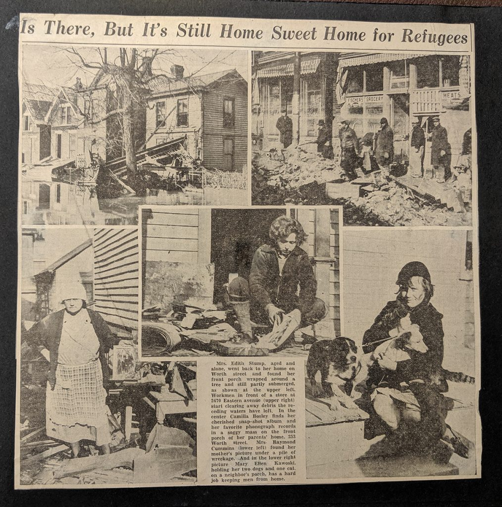 Still Home Sweet Home for Refugees (from MS-663)