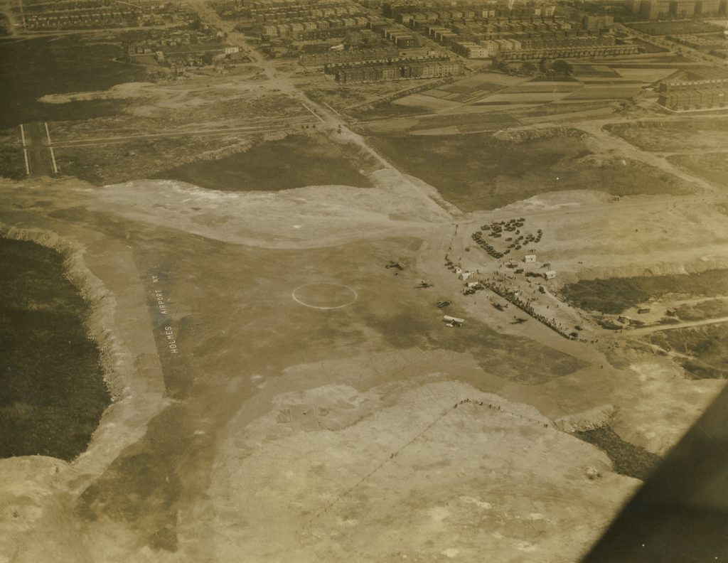 Aerial view of Holmes Airport, NY (ms646_sb2_p27)