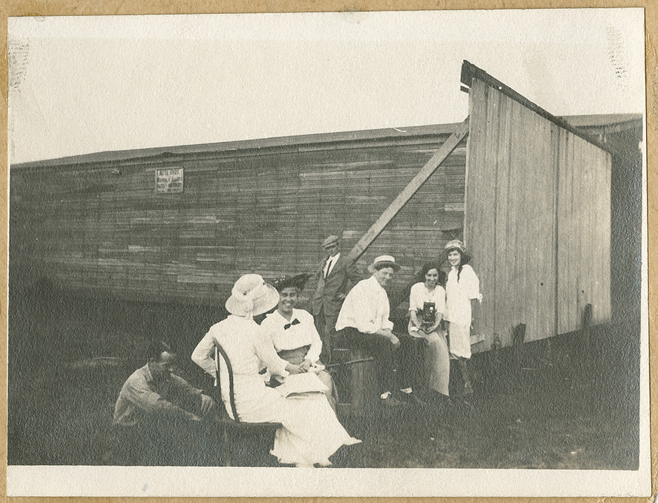 Katharine Wright and Marjorie Stinson (MS216_08_01_05i)