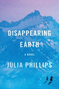 Disappearing Earth book cover